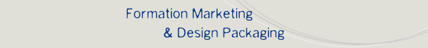 Formation Marketing et Design Packaging